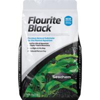 Naturalny żwir Seachem Flourite Black [3.5kg] - na bazie glinki