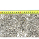 Naturalny żwir szary GRAVEL Quartz Grey [10kg] - szary, drobny (2-3mm)