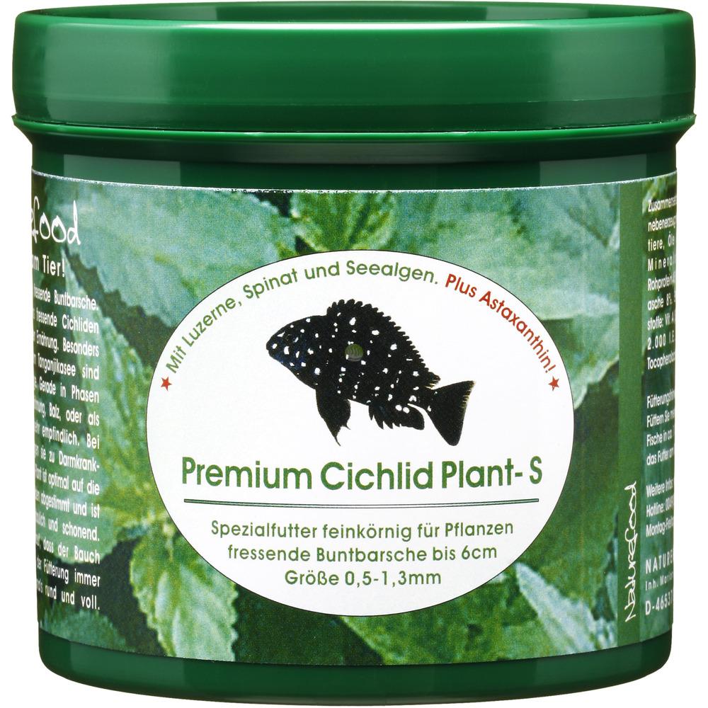 Naturefood Premium Cichlid Plant Small [45g]