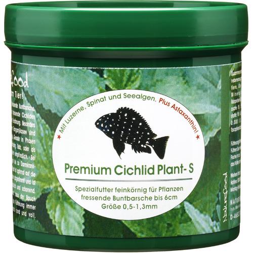 Naturefood Premium Cichlid Plant Small [95g]