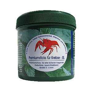 Naturefood PREMIUM STICK dla skorupiaków [140g]
