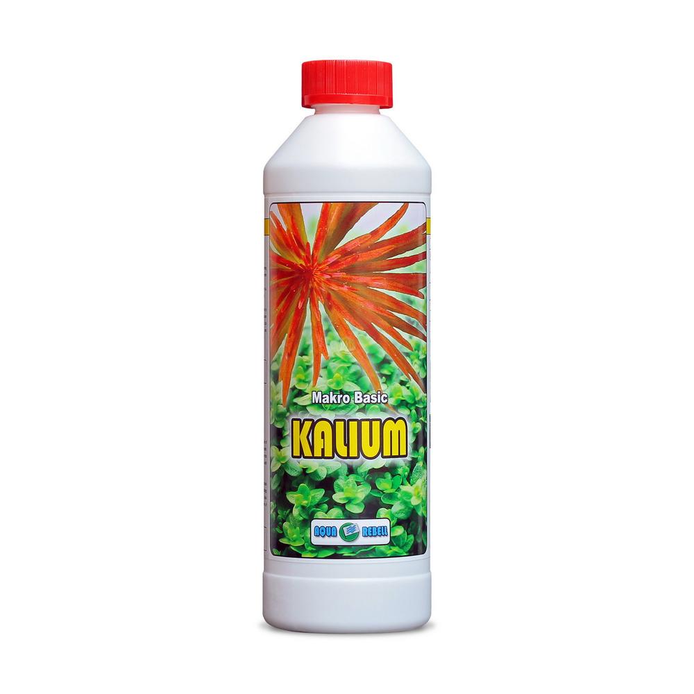 Nawóz Aqua Rebell - MAKRO BASIC Kalium [500ml] - nawóz potasowy