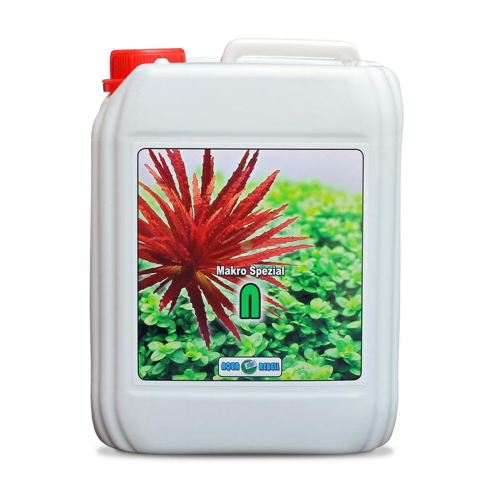 Nawóz Aqua Rebell - MAKRO SPEZIAL N [5000ml] - nawóz azotowy (NO3 + K + Ca + Mg)