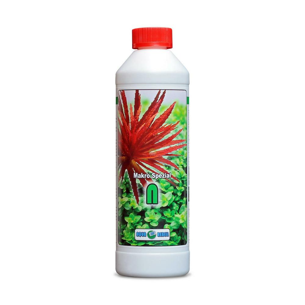 Nawóz Aqua Rebell - MAKRO SPEZIAL N [500ml] - nawóz azotowy (NO3 + K + Ca + Mg)