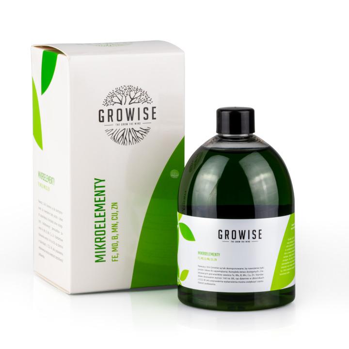 Nawóz Growise Mikroelementy [500ml]