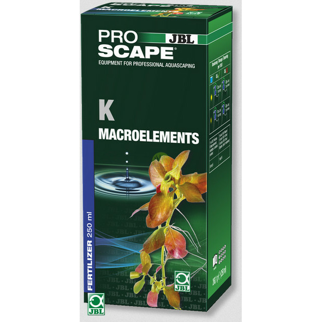 Nawóz JBL ProScape K Macroelements [250ml] - nawóz potasowy