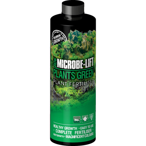 Nawóz Microbe-Lift Plants Green (B&G All-In-One) [118ml]
