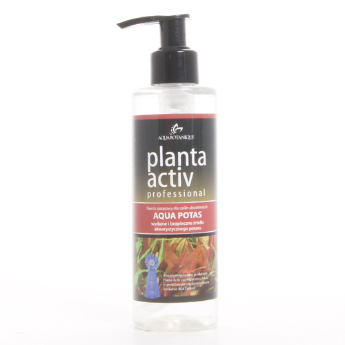 Nawóz Planta active Aquapotas [200ml]