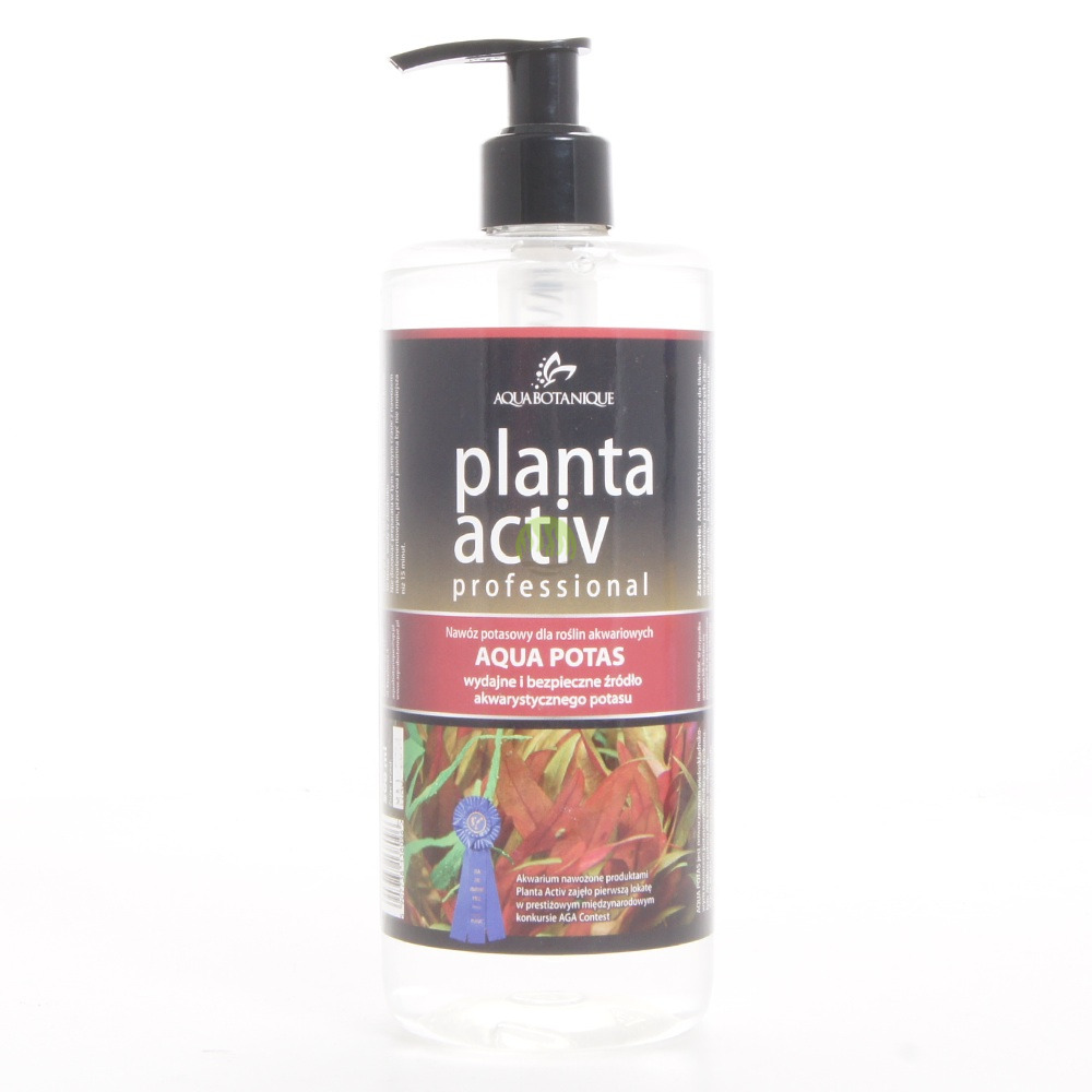 Nawóz Planta active Aquapotas [500ml]