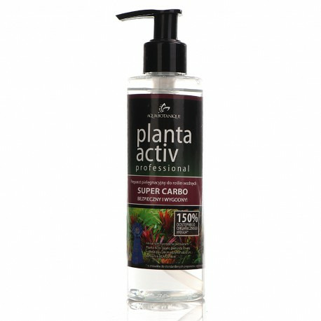 Nawóz Planta active SuperCarbo [200ml]