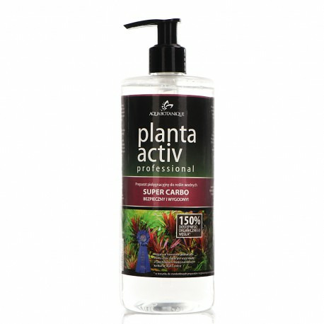 Nawóz Planta active SuperCarbo [500ml]