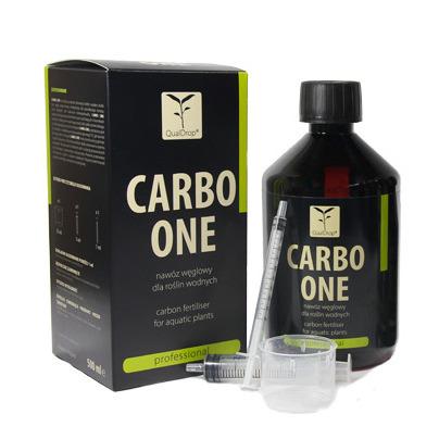 Nawóz QualDrop CARBO ONE [500ml] - węgiel organiczny