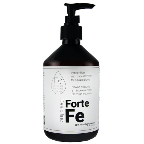 Nawóz QualDrop Fe Forte [500ml] - żelazo i mikroelementy (basic line)