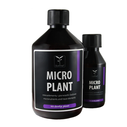 Nawóz QualDrop MICRO PLANT [500ml] - mikroelementy
