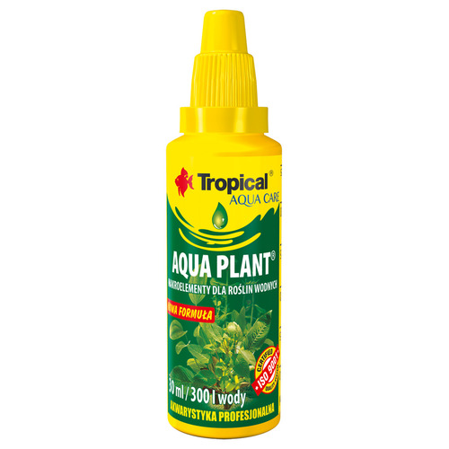 Nawóz Tropical AQUA PLANT 33111 [30ml] - makroelementy