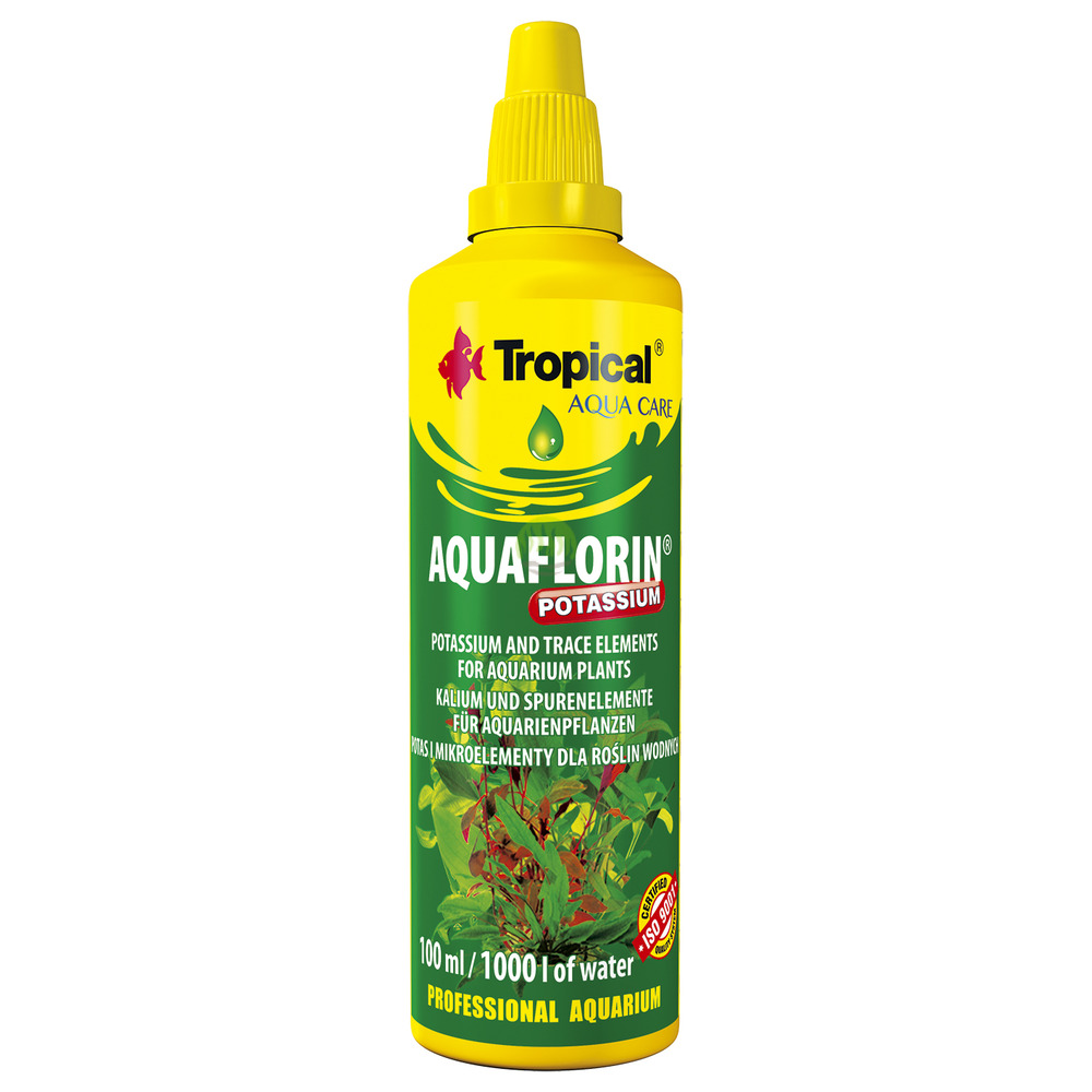 Nawóz Tropical Aquaflorin Potassium 33044 [100ml]