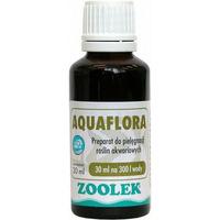 Nawóz Zoolek Aquaflora [30ml] - mikroelementy +K +Mg