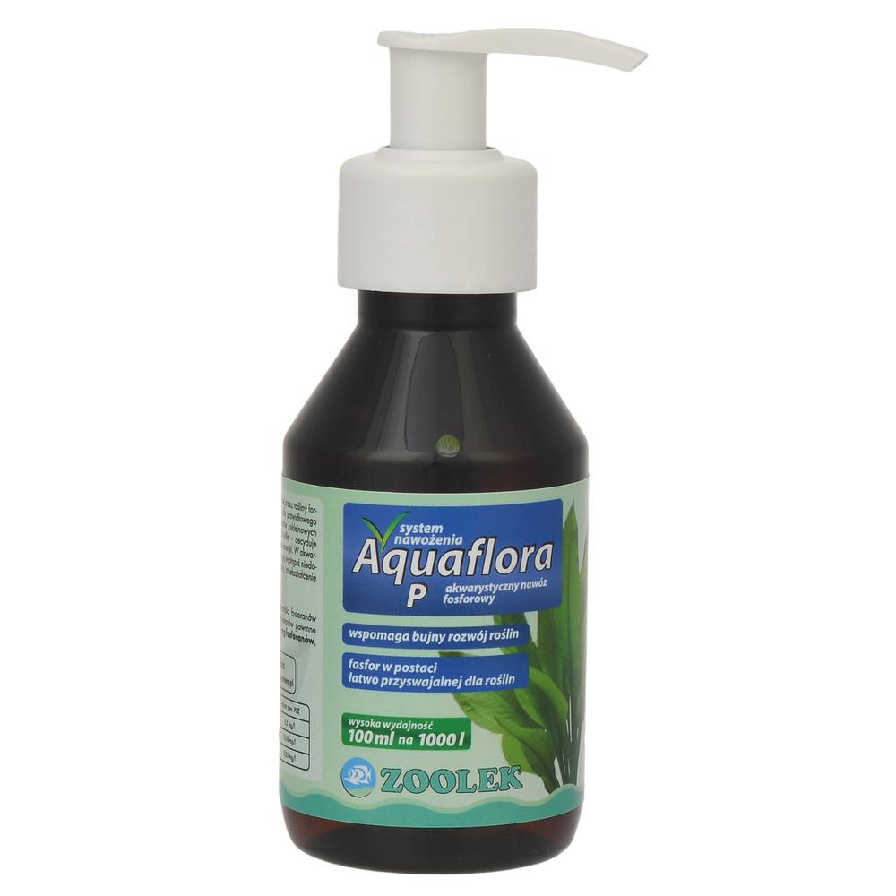 Nawóz Zoolek Aquaflora P [100ml] - fosfor