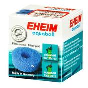 Niebieski krążek filtracyjny do filtrów Eheim Aquaball 2208/2210/2212 - 2 sztuki (2616085)