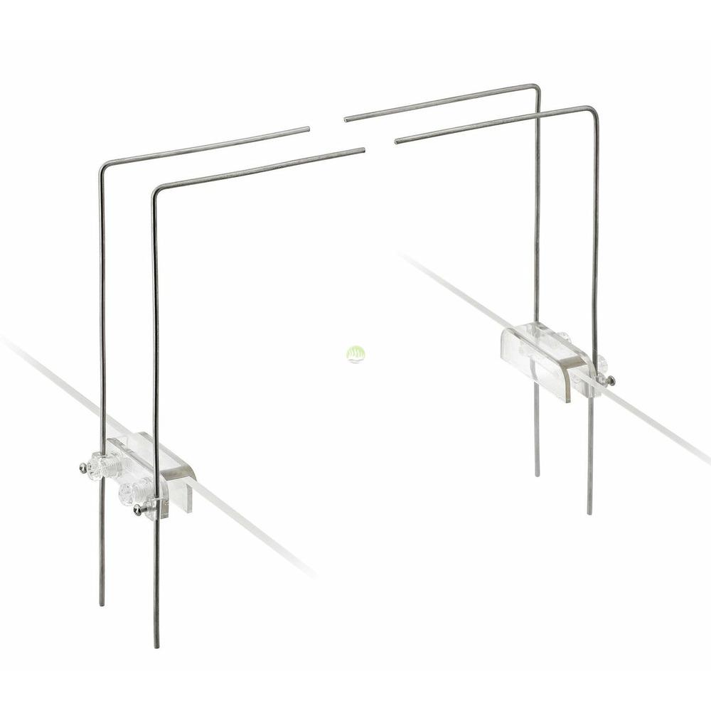 Nóżki metalowe do lamp LED Chihiros z serii A PLUS oraz RGB