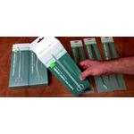 Nożyczki Aqua-art [24cm] - zagięte w szktałcie fali