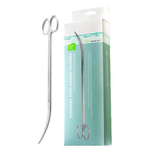 Nożyczki Aqua-art [25cm] - zagięte