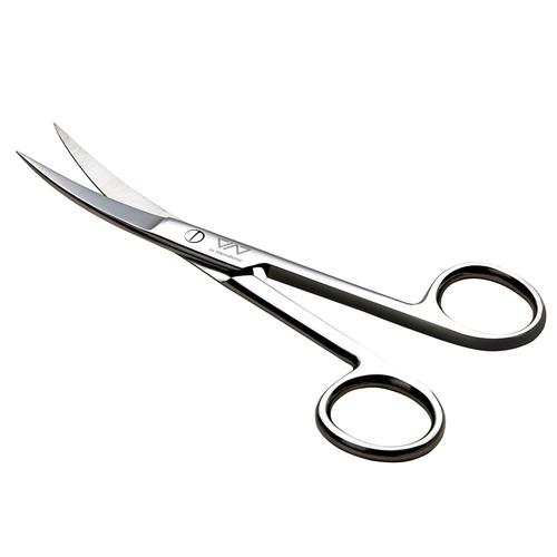 Nożyczki VIV Short Scissors Curve - wygięte [14cm]