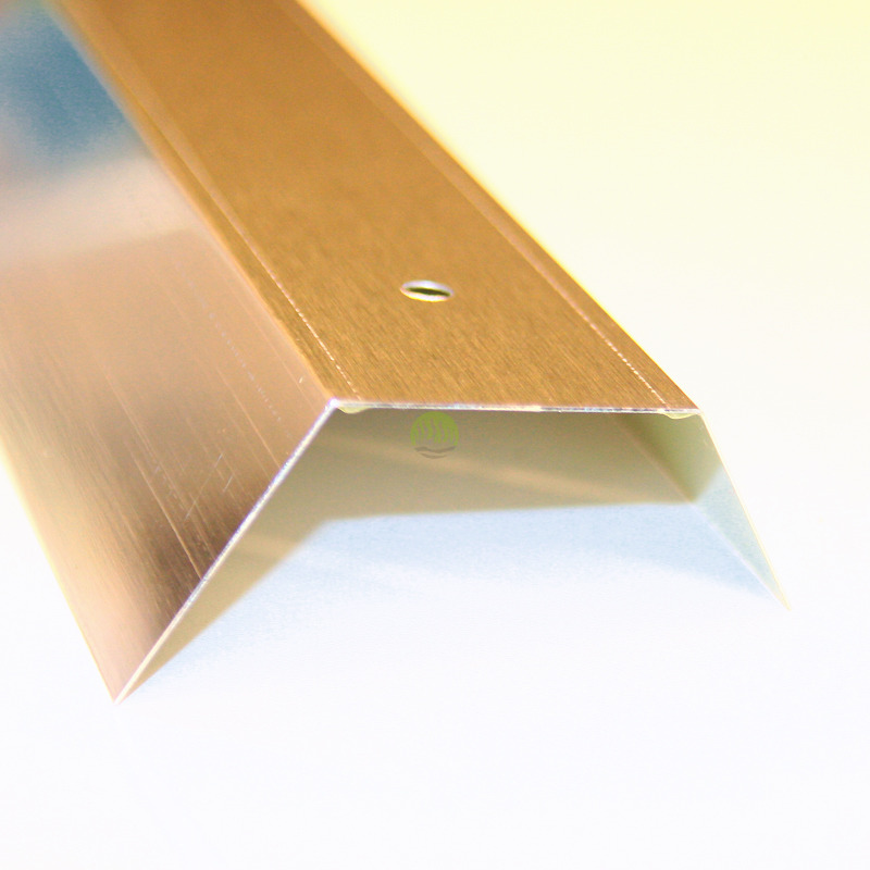 Odbłyśnik 54W asymetryczny + uchwyty [120cm]