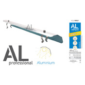 Odbłyśnik AquaWild AL PRO asymetryczny 1150 T8 36W/T5 54W