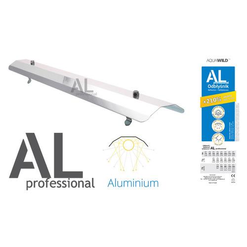Odbłyśnik AquaWild AL PRO symetryczny 390 T8 15W/ T5 24W