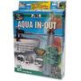 Odmulacz JBL Aqua In-Out - z przyłączem do umywalki