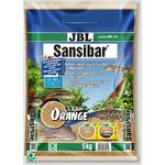 Piasek JBL Sansibar ORANGE 0.1-0.6mm [5kg] - pomarańczowy