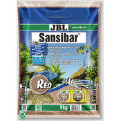 Piasek JBL Sansibar RED 0.2-0.6mm [5kg] - czerwony