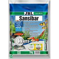 Piasek JBL Sansibar WHITE 0.1-0.5mm [5kg] - biały