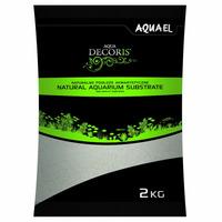 Piasek kwarcowy Aquael 0.1- 0.3mm [2kg] - bardzo drobny
