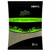 Piasek kwarcowy Aquael 0.4 - 1.2mm [2kg] - ?redni