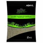 Piasek kwarcowy Aquael 0.4 - 1.2mm [2kg] - średni