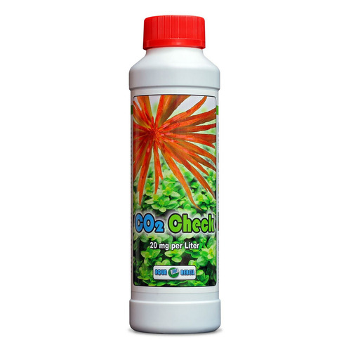 Płyn wskaźnikowy Aqua Rebell CO2 CHECK - 20mg/l [250ml] - do indykatora