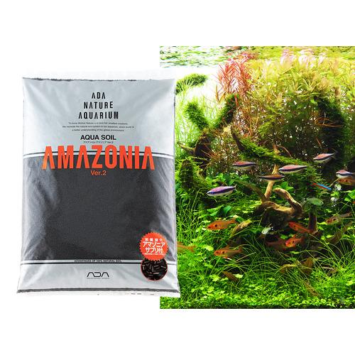 Podłoże ADA Aqua Soil Amazonia ver.2 (3l)