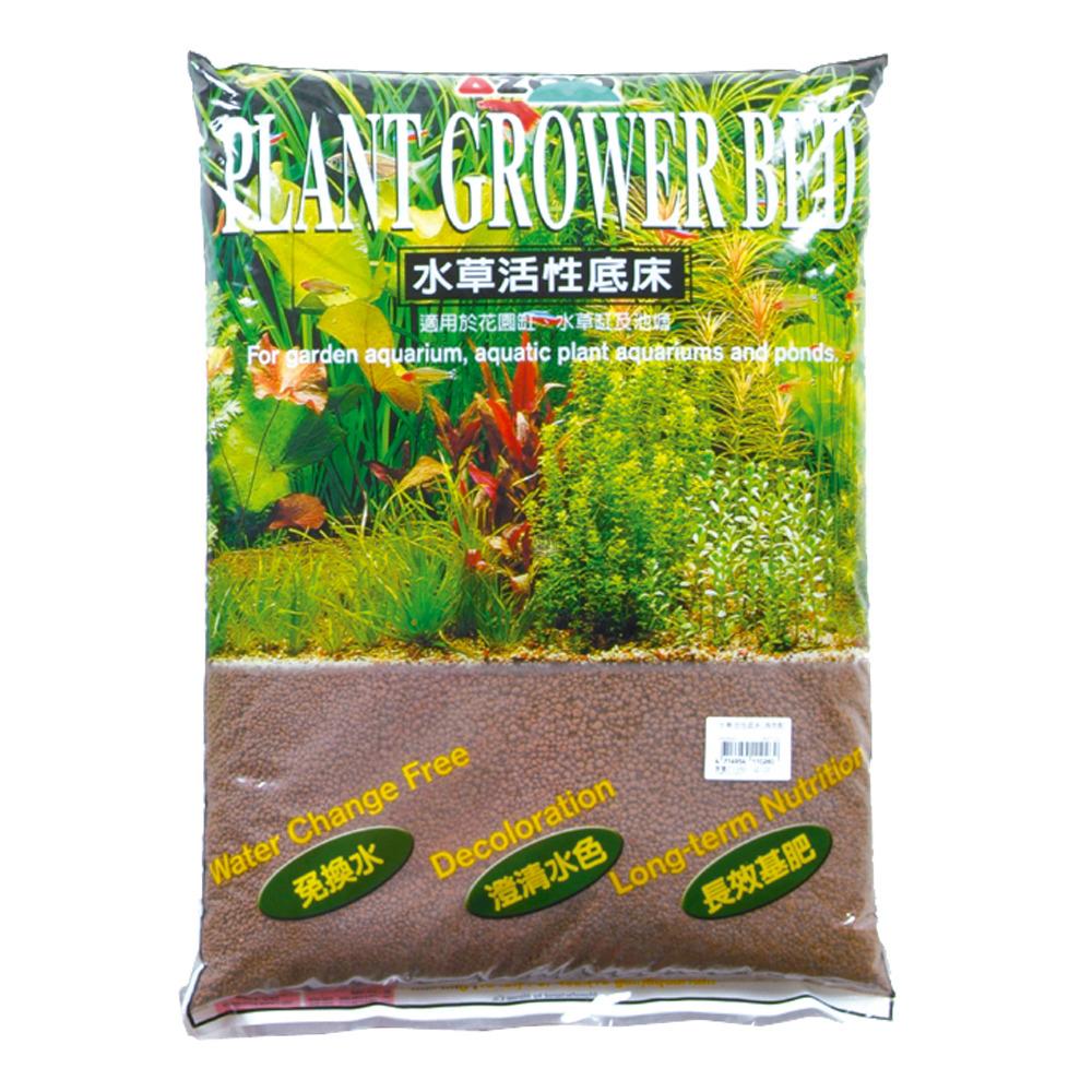 Podłoże AZOO Plant Grower BED (5.4kg/6l) - brązowe