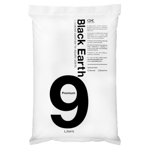 Podłoże CAL Black Earth [9l] SUPER FINE (S)