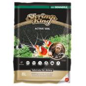 Podłoże DENNERLE Shrimp Soil [8l] - dla krewetek