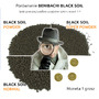 Podłoże dla krewetek Benibachi Black Soil SUPER POWDER FULVIC [5kg/6l]