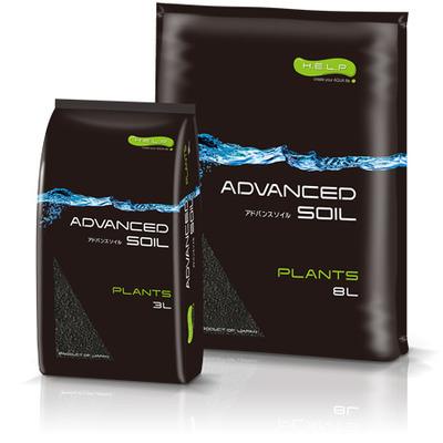 Podłoże H.E.L.P. Advanced Soil PLANTS [8l] - granulat HELP do dużej ilości roślin
