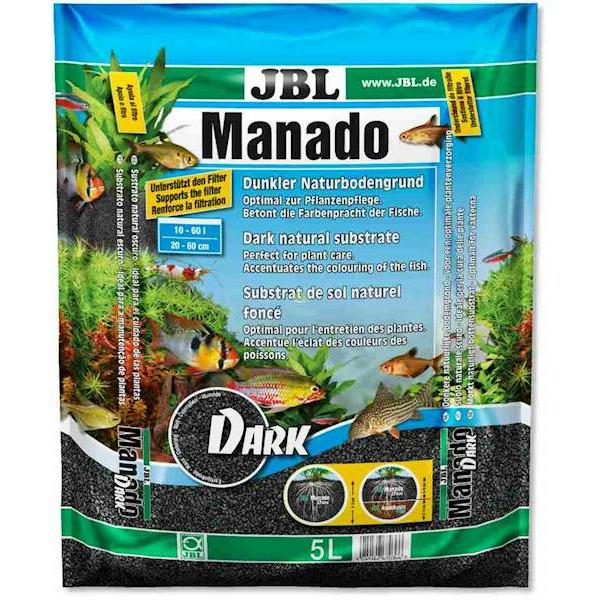 Podłoże JBL Manado DARK [5l] - ciemne