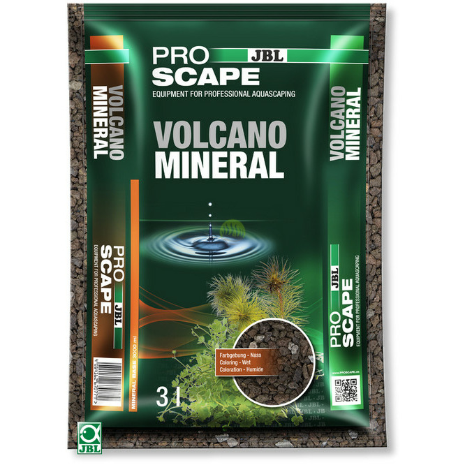 Podłoże JBL ProScape Volcano Mineral [3l]