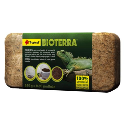 Podłoże Tropical Bioterra [650g] (82005)