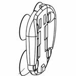 Podstawka 2 [FAN-2/3] (aq-100854) Komplet