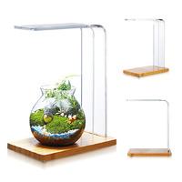 Podstawka z oświetleniem LED Simple Woods LED - ekspozytor