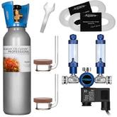 Podwójny zestaw CO2 Aquario BLUE TWIN Professional (z butlą 5l)